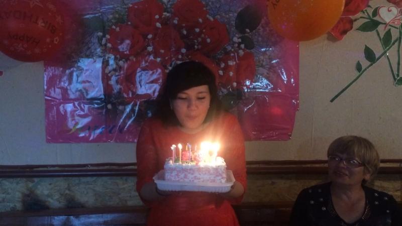С днём рождения,Карина)