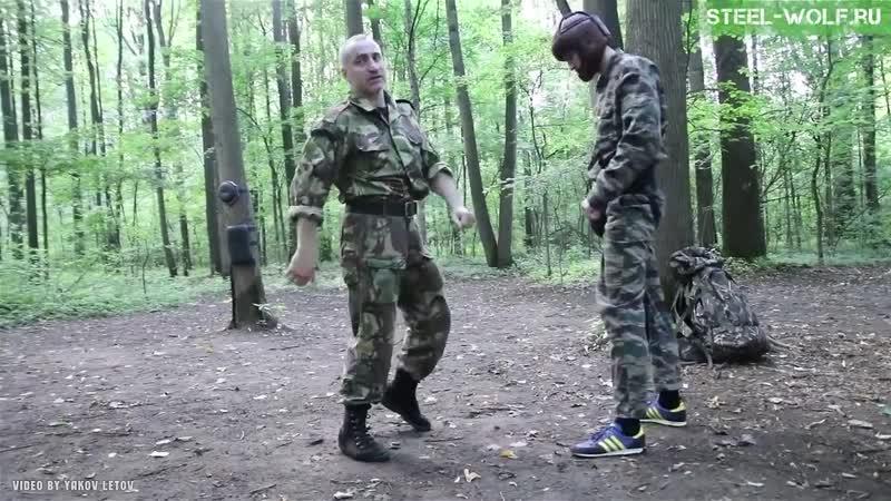 Эффективные удары в драке: советы инструктора спецназа
