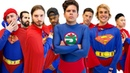 Racist Superman   Rudy Mancuso, Alesso King Bach