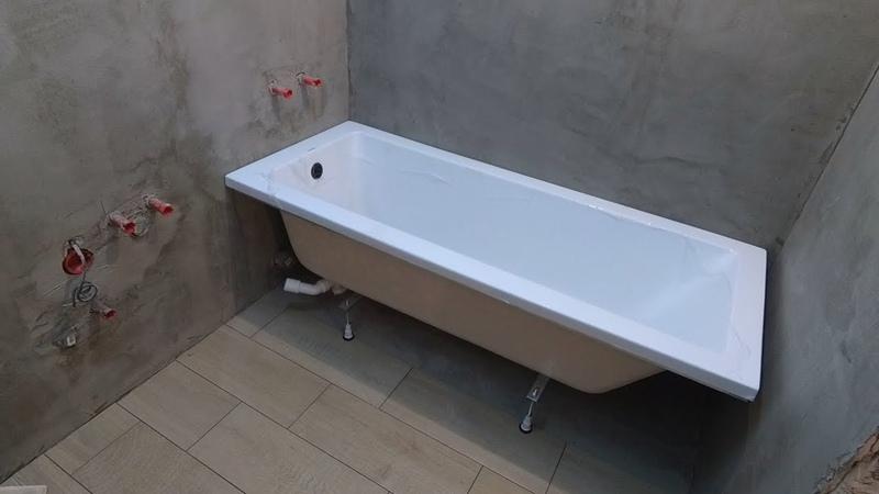 Как установить акриловую ванну своими руками? Надежная установка rfr ecnfyjdbnm frhbkjde. dfyye cdjbvb herfvb? yfyfz ecnfyjdr