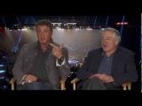 Sylvester Stallone & Robert De Niro Interview - Grudge Match