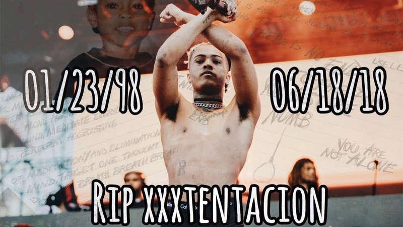 Rest in peace xxxtentacion... 💔