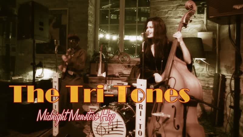 The Tri-Tones - Midnight Monsters Hop