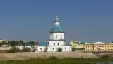 Теплоход Александр Невский в Чебоксарах