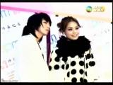 2008-04-19《E-News》Joey Yung  Jun gi Lee