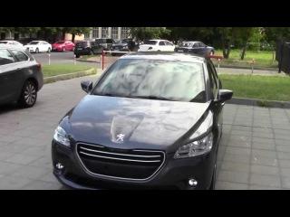 обзор и тест Peugeot 301 (Пежо 301)