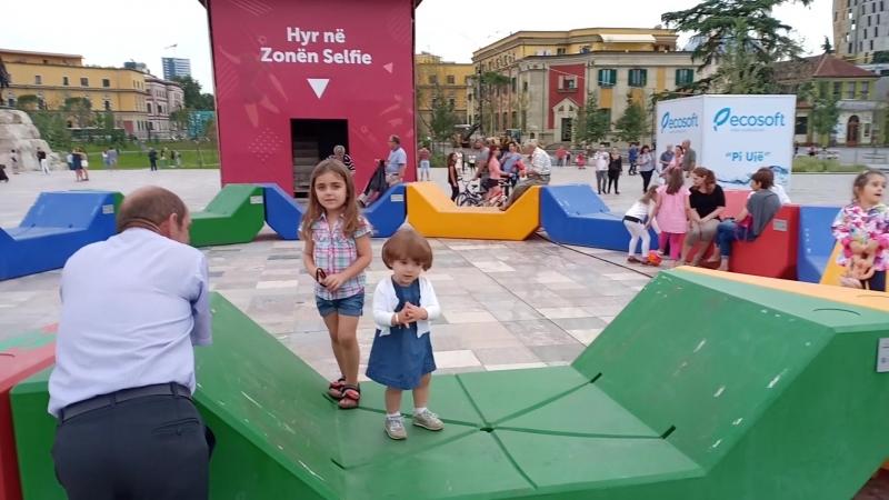 Правильная фанзона по Албански Тирана 27 июня 2018 Серж Романский Актау