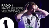 Yellow Days - I'd Rather Go Blind (Etta James Cover) - Radio 1 Piano Sessions