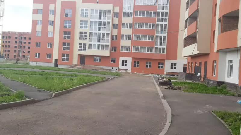 21.05.19г секция А ул Дагестанская 10 двор и поэтажный обход.