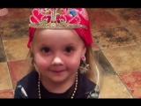 Дочка Аллы Пугачевой Лиза Галкина - маленькая королева! ))