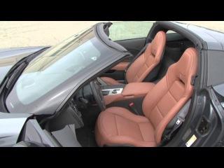 2014 Chevy Corvette Stingray - INTERIOR DESIGN