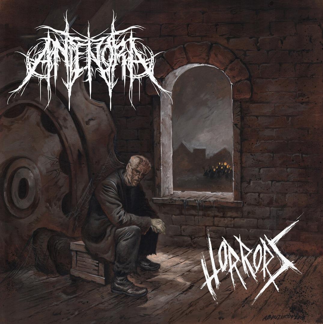 Antenora - Horrors (2018)