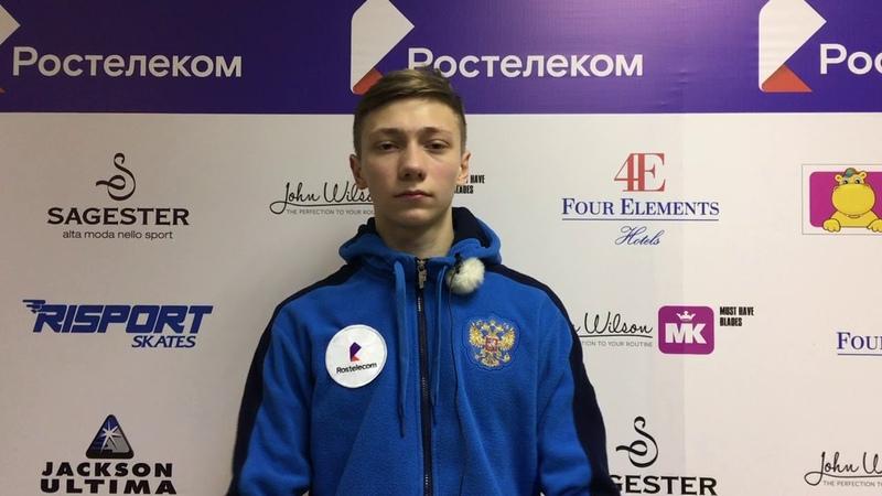 Егор Мурашов ПР ПП 2019 Пермь