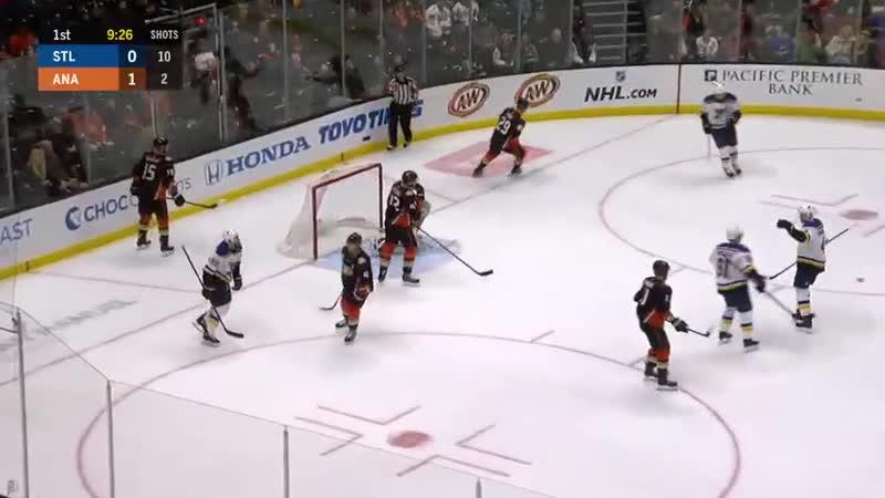 NHL Highlights Blues vs. Ducks - Jan. 23, 2019