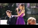 Violetta 3 - Leon y Violetta cantan Nuestro Camino (Cap 80)