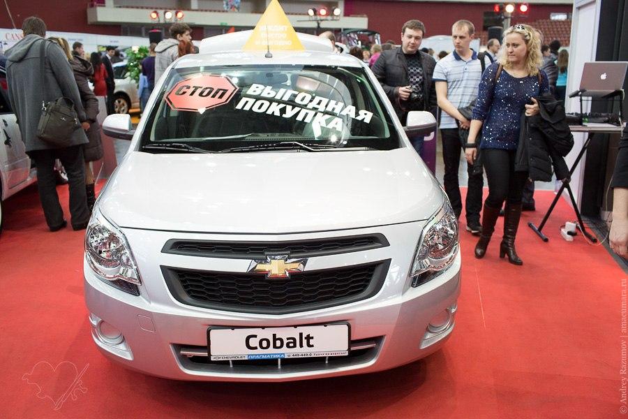 Chevrolet Cobalt Мир автомобиля