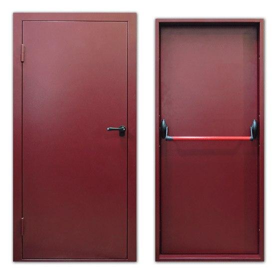 железная дверь расчет
