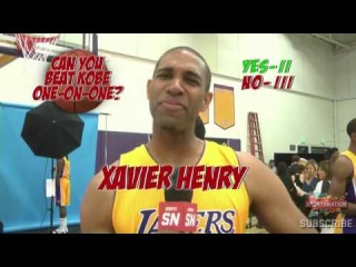 The Lakers Answer If They Can Beat Kobe 1-On-1