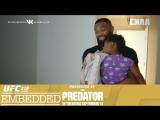 UFC 228 Embedded Vlog Series - Episode 1