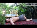 Гимнастика Крокодил для грудо-поясничных отделов 8~16 минут