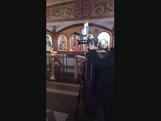 Преподобный Гавриил в Минске