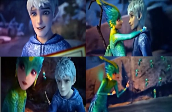 Tooth Fairy X Jack Frost | VK