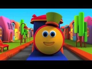 Bob, The Train - Alphabet Adventure