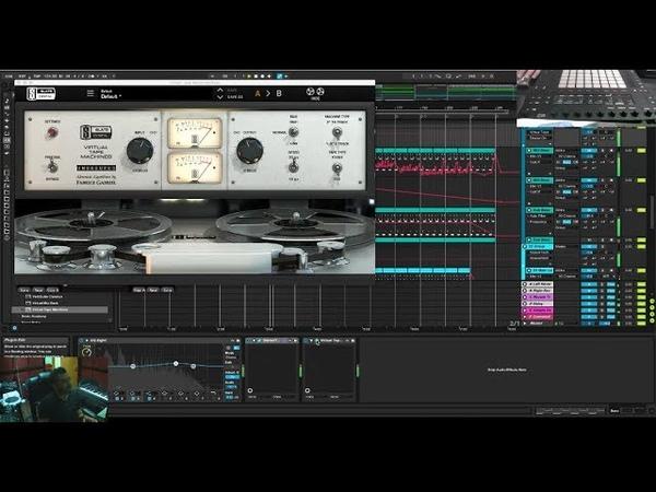 Melodic Techno Production Techniques - Ableton Live 9 Tutorial 02