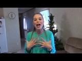 Stephanie J Yeager singing Upside Down, Shaken Around