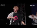 UNB - BLACK HEART @KT Concert Stage ( Failed Youth Fair Concert ) 14.09.18