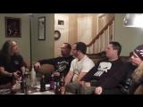 NERVOCHAOS Part 2 Interviewed by INCANTATION Metal Rules! TV Nervo Chaos