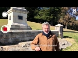 My random video diary - Cooks Memorial (The Pacific In The Wake of Captain Cook with Sam Neill)