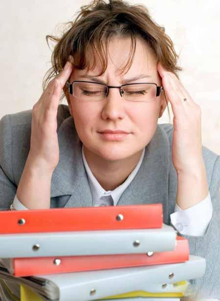 Люди, испытывающие мышечную усталость, могут испытывать проблемы с концентрацией.