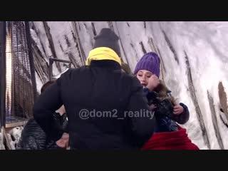 Беременная Савкина спасла Дмитренко от Саленко, Яббы и Саймона