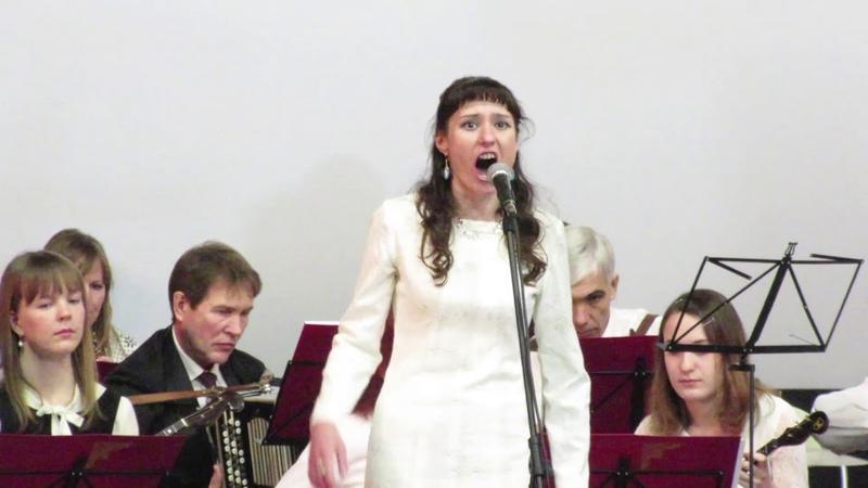 Юлия Аксёненко - Не спеши (А. Бабаджанян)