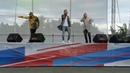 Выступление группы Корни на Дне России в Петрозаводске