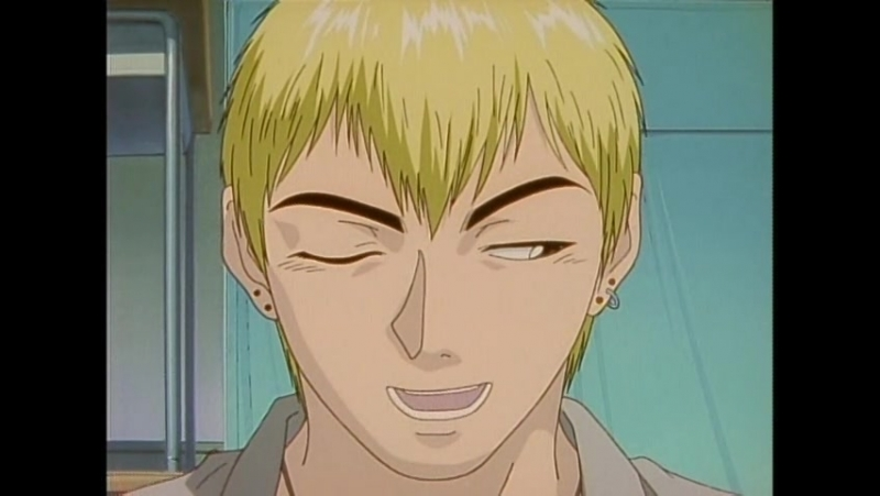 Great teacher Onizuka 27 - Крутой учитель Онидзука - звездный агент