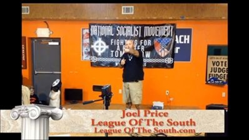 2018 Nationalist Front meet - Joel Price - LOS