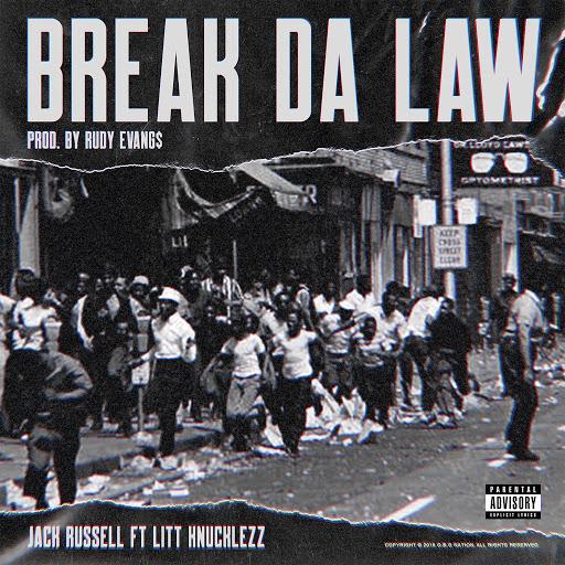 Jack Russell альбом Break da Law
