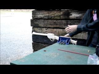Канадец испытал «печатаемую» винтовку