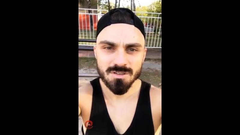 Давид Антанашвили в прямом эфире 18.09.2018.
