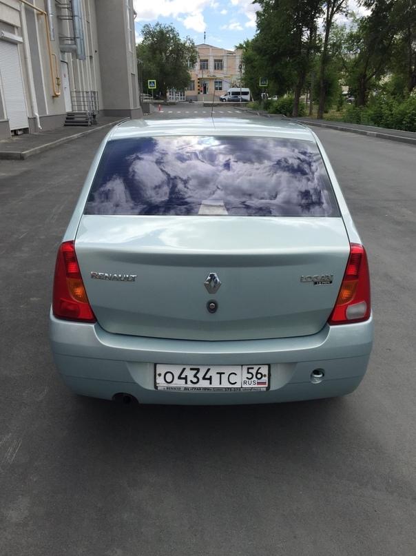 Купить Рено Логан 2008 года. Двигатель 1,6. | Объявления Орска и Новотроицка №6264