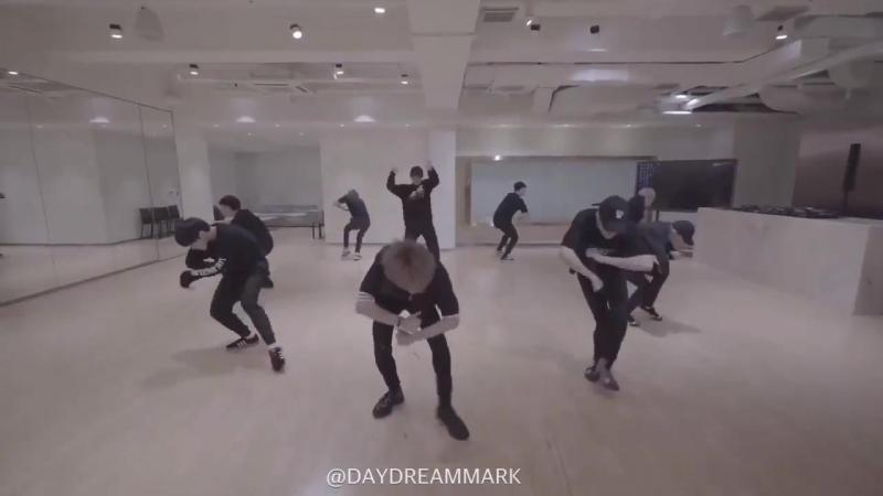 NCT's Chain dance practice BUT with Blackpink's DDU DU DDU DU