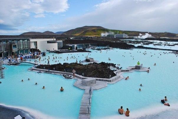 Голубая Лагуна - уникальный геотермальный