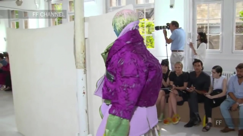 Maison Margiela - Haute Couture Fall Winter 2018/2019 by John Galliano - Full Fushion Show - Exclusive