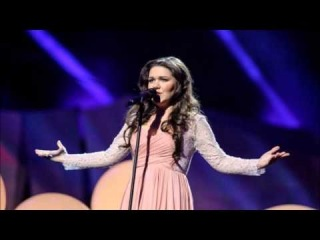 Dina Garipova - What If (Acoustic Version) EUROVISION 2013 RUSSIA (From 1 PLACE OF THE JURY)!