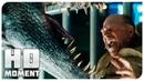 Уитли выпустил Индораптора - Мир Юрского периода 2 2018 - Момент из фильма