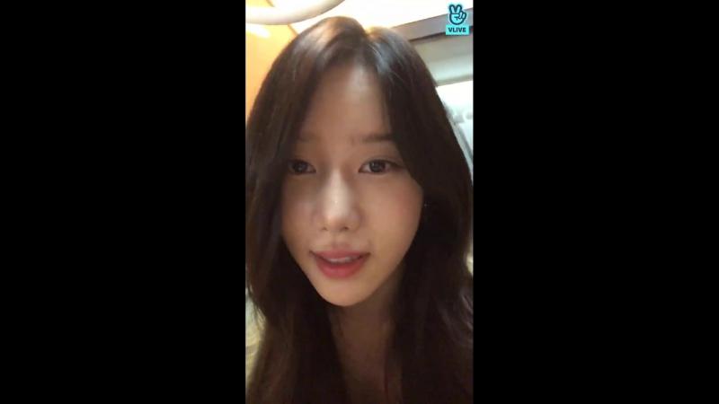 [V LIVE] (베리굿)-Berrygood 기분좋탸탸탸탸탸🧡🧡😆