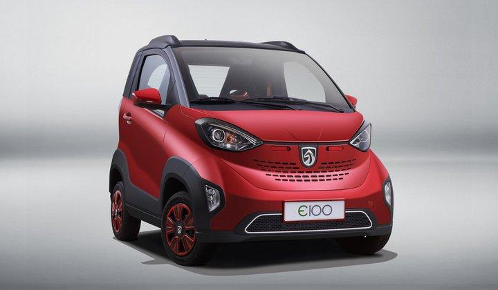 Самый дешевый электромобиль в мире.
