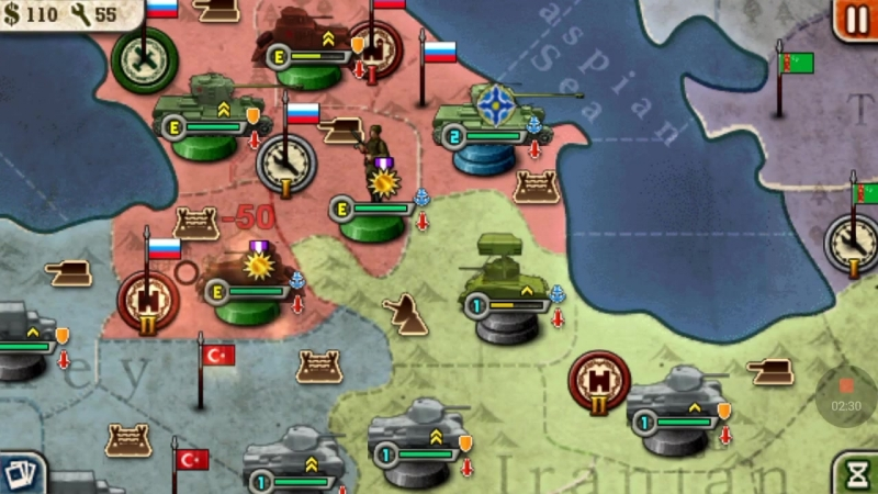 Россия 1991-2017-2 Карабахский вопрос—KRB Mode_Modern War